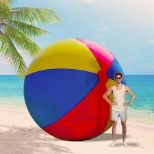 Ballon gonflable de 3 mètres - Format XXL, Ballon de plage géant, Jeux de plage