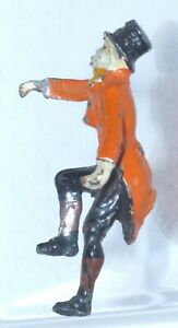 CIRC17 lead Circus - spare Charbens clown to stand on ladder - rare