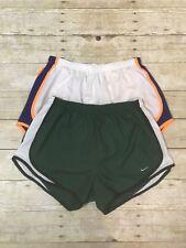 Nike Women's Dry Tempo Running Athletic Dri-Fit Shorts Sz Medium Set Lot Bundle