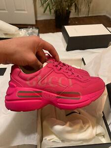 Gucci Rhyton sneakers women 35 1/2