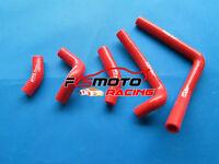 For Honda CR250 CR250R CR 250 R 2003-2008 04 05 06 07 Silicone Radiator Hose RED
