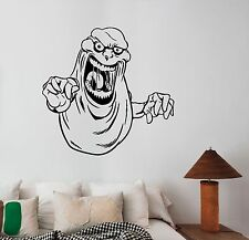 Ghostbusters Wall Decal Slimer Vinyl Sticker Monster Art Movie Bedroom Decor gh6