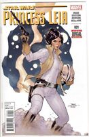 Star Wars Princess Leia #1  Marvel Comic 1st Print 2015 New NM