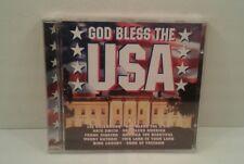 God Bless the USA (CD, 2001, IMC Music) Patriotic Compilation