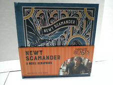 ~* Newt Scamander Scrapbook Fantastic Beasts and Where to Find Them ~ Loot Crate