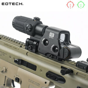 EOTECH Sight HHS combination holographic 558 sight G33 magnifying glass copy