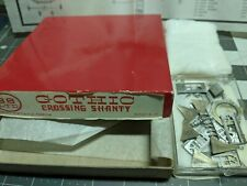 Ho ~ Scale Structures Limited Kit ~ K-151-C ~ Gothic Crossing Shanty Kit ~ NOS