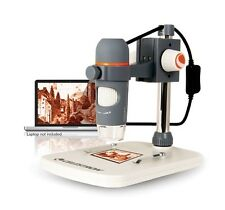 Celestron 5 MP Handheld Digital Microscope Pro x 200 Magnification USB + Stand