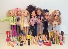 Bratz Dolls ~ Lot of 7 Dolls ~ With Clothes and Shoes & Bratz/Mattel Horse -2