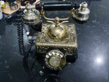 Old Style Replica Telephone Working on Existing Telephone System