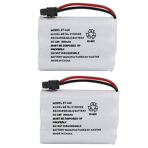 BT446 Phone Battery for Uniden BT-446 TRU8885 TRU8888 TRU9460 TRU9480 TCX-800