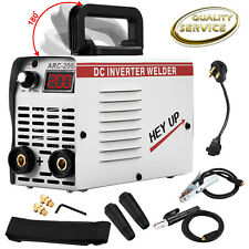 Arc Welder 110V 220V 120A Mma Stick Welding Machine Igbt Inverter Dual Voltage