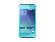 NUOVO SAMSUNG GALAXY J1 ACE 4GB- BLU SBLOCCARE - SM-J110H/DS Smart phone