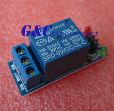 5PCS 1-Channel 5V Relay Module Indicator Light LED for Arduino PIC ARM DSP AVR