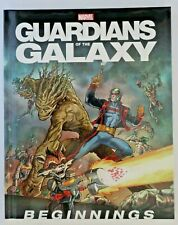 Marvel Guardians of the Galaxy: Beginnings - 2014 First Edition, HC, Free Ship