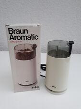 BRAUN KSM2- Kaffeemühle -Type 4041(Design:Kahlcke´89) - NEU - OVP - KSM 2