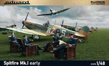 Eduard Plastic Kits 82152 Spitfire Mk.i Early Profipack 1 48
