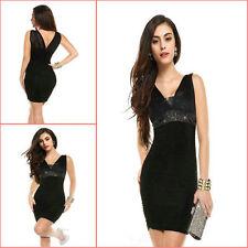 Unbranded Lace V-Neck Mini Dresses for Women