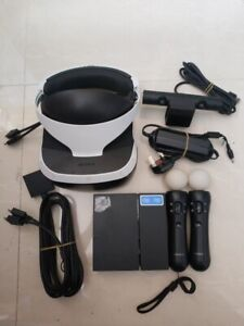 Sony PlayStation VR Headset With  - Mint Condition one time price
