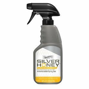 Absorbine Silver Honey® Rapid Wound Repair Spray Gel 8oz
