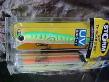 "Storm 3 1/2"" JM651 ""JR"" THUNDERSTICK Madflash UV BRIGHT for Trout/Walleye/Bass"