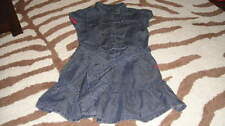 EURO BOUTIQUE MEXX 110 5 DENIM DRESS GIRLS