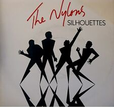 ++THE NYLONS silhouettes/prince of darkness SP 1982 POLYDOR EX++