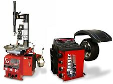 "Combo R980XR NEXTGEN™ Swing-Arm 25"" Tire Changer and DST2420 Wheel Balancer"