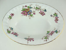 Oval Serving Bowl Minton Vermont s365  vintage bone china England