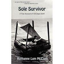 Sole Survivor by Ruthanne Lum McCunn (2013, Paperback)