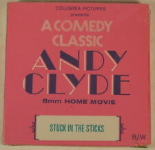 ANDY CLYDE STUCK IN THE STICKS COLUMBIA 8MM OLD MOVIE
