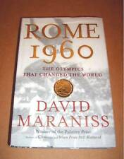 Rome 1960 The Olympics That Changed The World Book 2008