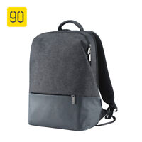 Xiaomi 90FUN City Concise Backpack Zipper 14 inch Laptop College School Bag