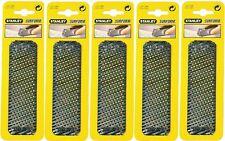 5 x Stanley 5-21-398 140mm Surform BELLE BLADE accoppiamenti 5-21-399 5-21-104 5-21-102