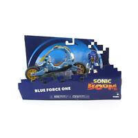 Sonic The Hedgehog - Blue Force One Sonic Boom Action Figure and Vehicle new