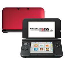 Nintendo 3DS XL - Red & Black Handheld System