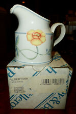 Villeroy & Boch Albertina Pattern Creamer Pitcher 1748 W. Germany, NIB