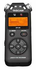 Refurb TASCAM DR-05 Linear PCM Handheld Portable Digital Audio Recorder w/SDCard