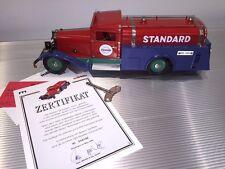 Vintage Marklin / Tin / Wind Up / Standard Oil Tanker Truck / Powerful Motor