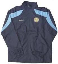 Pittsburgh Penguins NHL Reebok Center Ice Blue Full-Zip Lightweight Jacket