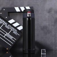 500ML Stainless Steel Travel Mug Tea Coffee Water Vacuum Thermos Cup Bottle G6S