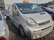 1febfe27ce 2006 Vauxhall Vivaro 1.9 CDTI SPARES OR REPAIRS