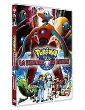 DVD Pokemon New Generation La Destinée de Deoxys Film 7 TFOU Vidéo VF TF1