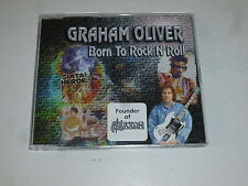 GRAHAM OLIVER - Born To Rock N Roll - 2001 Euro 3-track CD Single