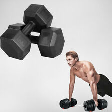 Coppia Di Pesi Manubri  4  kg Per Allenamento Muscoli Palestra Fitness Casa