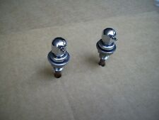 Porsche 356 Wiper Nozzles, Very Nice Original Condition, Fits Many Years 356