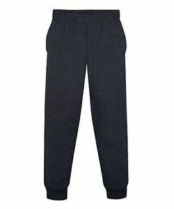 Hanes Boys EcoSmart Jogger Sweatpants w/Pockets OD089