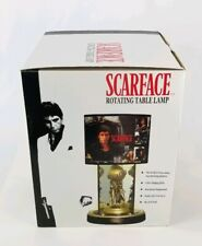 Scarface The World Is Yours Rotating Table Lamp Rare With Box Rabbit Tanaka