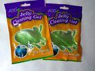 2 packs AOO Jelly Gel Cleaning Car Interior Magic Keyboard Dust Slime Apple photo