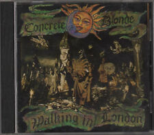 Walking in London von Concrete Blonde - CD Album Sammlung